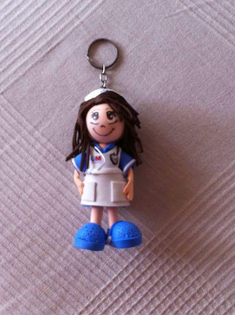 El rincón de Mariann: Fofullavero Enfermera