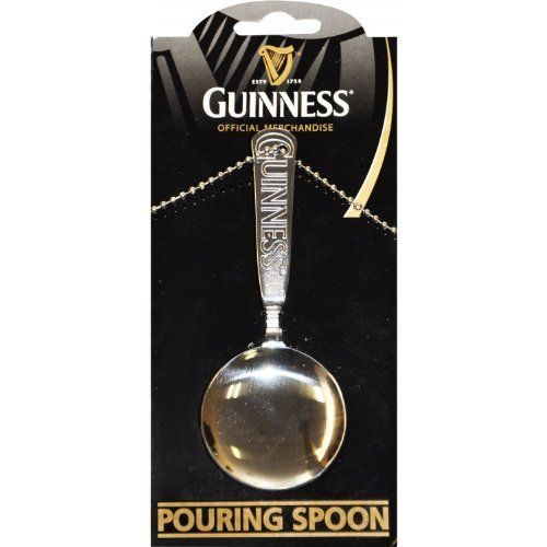 Guinness Pouring Spoon:Amazon:Kitchen & Dining