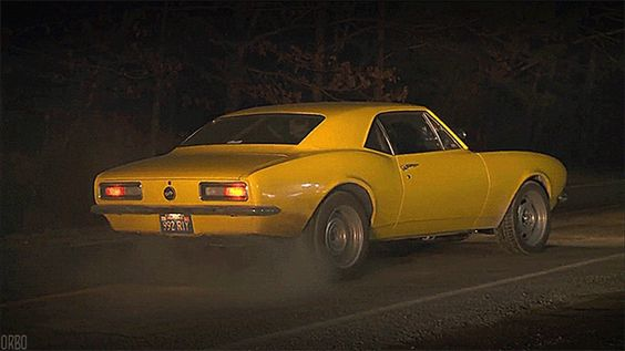 Epic GIFs Capture Cars Forever Burning Rubber - BlazePress