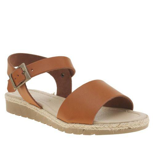 Leather Sandals For Ladies Platform Espadrille Sandals Leather