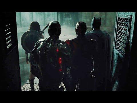 Primeiro trailer do filme 'Liga da Justiça' - Cinema BH