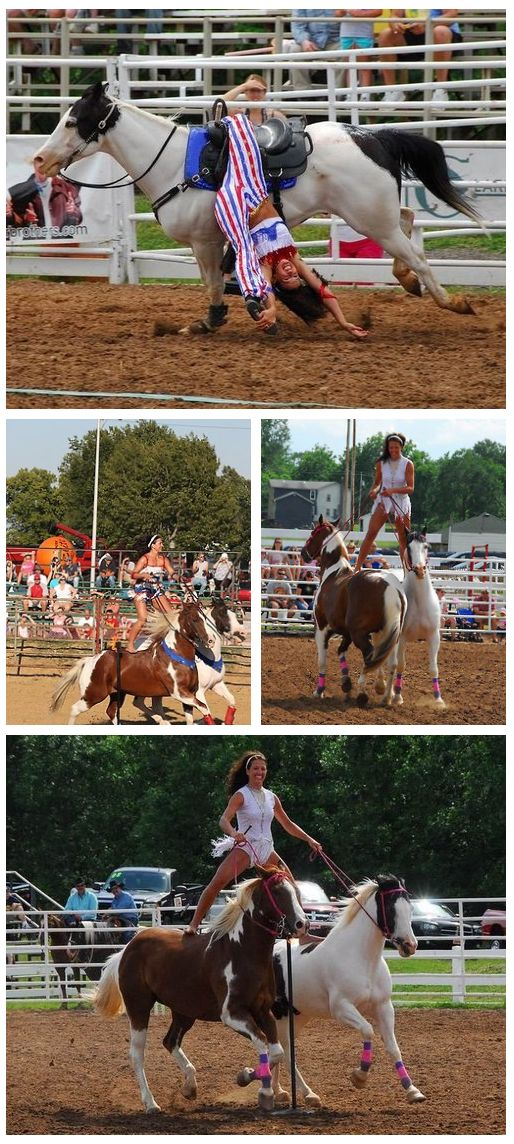 Rodeo Windsor And Trick Riding On Pinterest