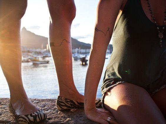 Carioca tatuagem