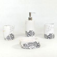 Diseño lindo de cerámica <strong> Baño </ strong> SetYSb40090-01