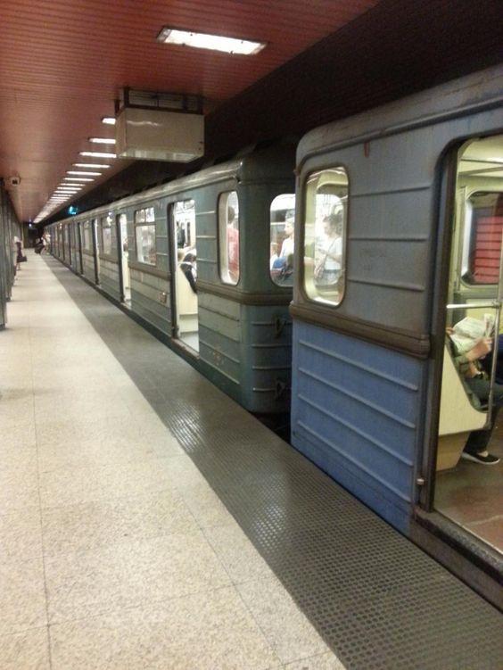 Budapest Metro - Hungary