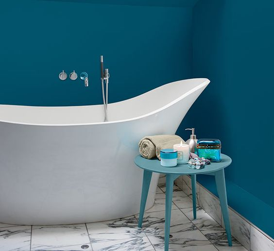 Color Of The Month May 2015 Scuba Blue