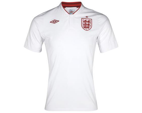 Camiseta Inglaterra 1ª equipación