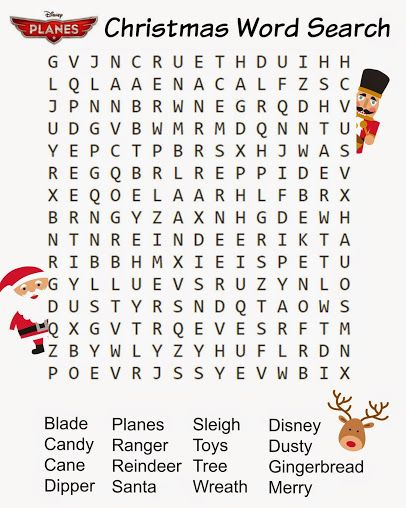 Christmas word search christmas words and disney planes on pinterest