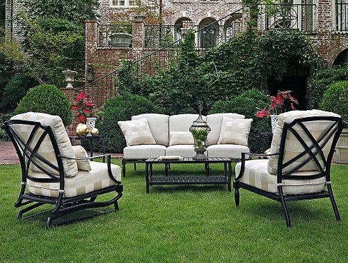 Frontgate Summer Classics Westport   Outdoor Furniture Collection   Patio  Furniture Sets | Deck/Porch Ideas | Pinterest | Patio Furniture Sets, ...