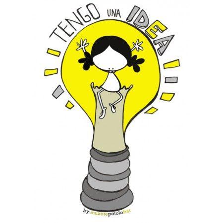 """Lámina """"ideas"""""""