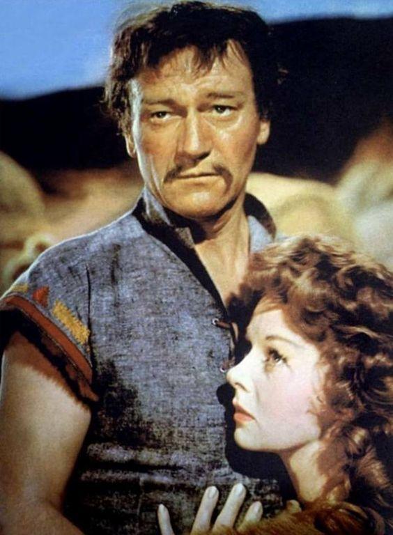 The Conqueror John Wayne John Wayne Movies Actor John