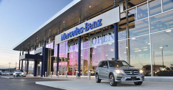 Mercedes-Benz Langley