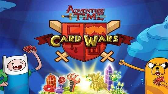 Card Wars Adventure Time Apk Mod Dinheiro Infinito Hora De Aventura Cartoon Network Jogo De Cartas