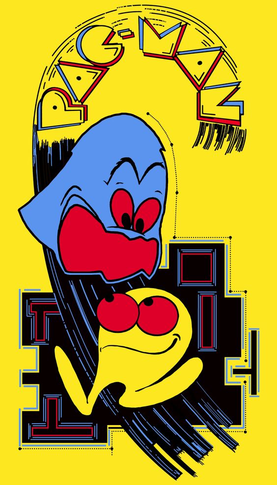Time to eat some pills - it's Pac-Man time!