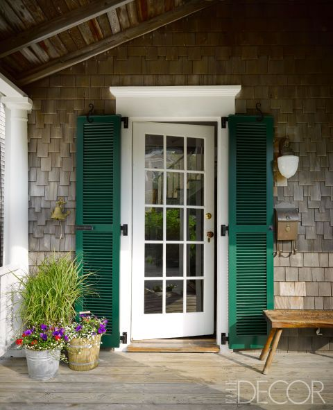 Waterfront cottage doors and front doors on pinterest for Cottage back door