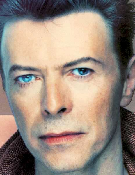 david bowie has one green and one blue eye too bowie received a serious injury at school in. Black Bedroom Furniture Sets. Home Design Ideas
