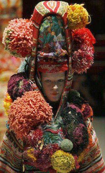 Color in fashion: