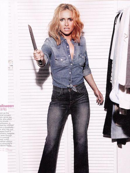 Hayden as Laurie Strode