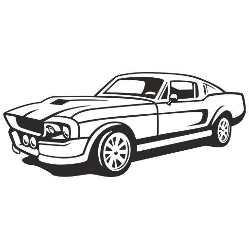 Szablon Do Malowania Auto Samochod 150cm 5668784643 Oficjalne Archiwum Allegro Toy Car Silhouette Aniversary