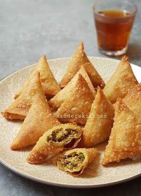 Resep Samosa Di 2020 Makanan Penutup Mini Resep Masakan India Resep