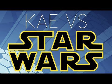 Kae vs Star Wars: Episode V - Geek Ireland