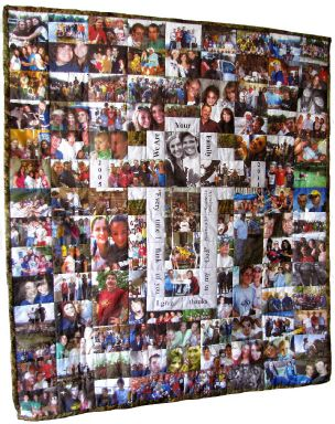 PHOTO QUILTS!!!!