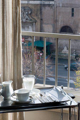 ROM Romantisches Hotel Casa Montani, Rom, Italien | Escapio