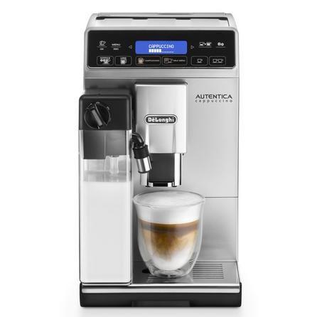 Delonghi Authentica Cappuccino B2c Coffee Machine Etam29 660 Sb Coffee Machine Coffee And Espresso Maker Coffee Making Machine