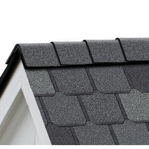 Owens Corning Berkshire 21 3 Lin Ft Manchester Gray Hip And Ridge Roof Shingles Lowes Com In 2020 Ridge Roof Roof Shingles Shingling