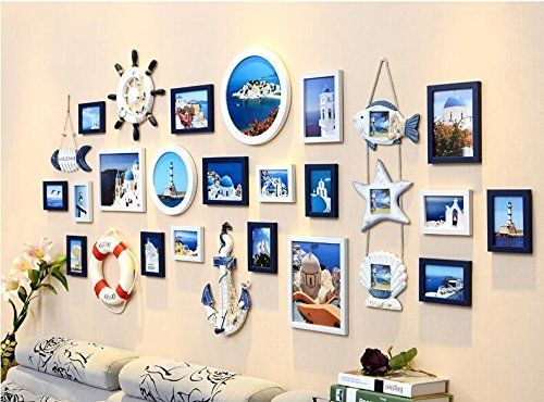 Coologin Picture Hangers Kit 200 Pcs Picture Hooks Frame Hanger Heavy Duty Picture Hanging Kit With Nails For Wa Picture Hangers Picture Hanging Picture Hook