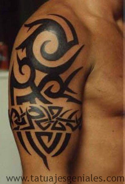 Los 70 Mejores Tatuajes Para Hombres En El 2017 Disenos De Tatuajes Tribales Tatuajes Tribales Brazo Tatuajes Tribales