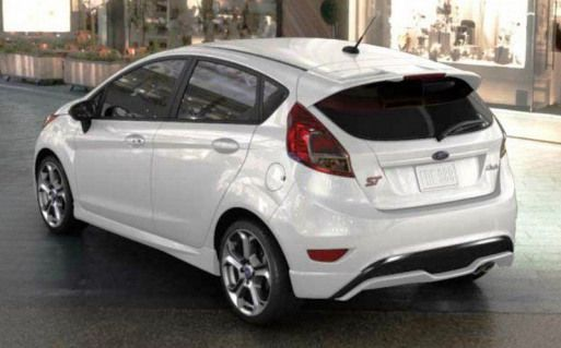 The Growling Fiesta St Is Finally Arriving In American Ford
