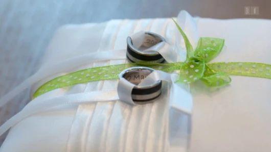Eheringe und Trauringe: Kratzfeste Ringe für die Hochzeit - Trauringe: Hochzeit und Standesamt