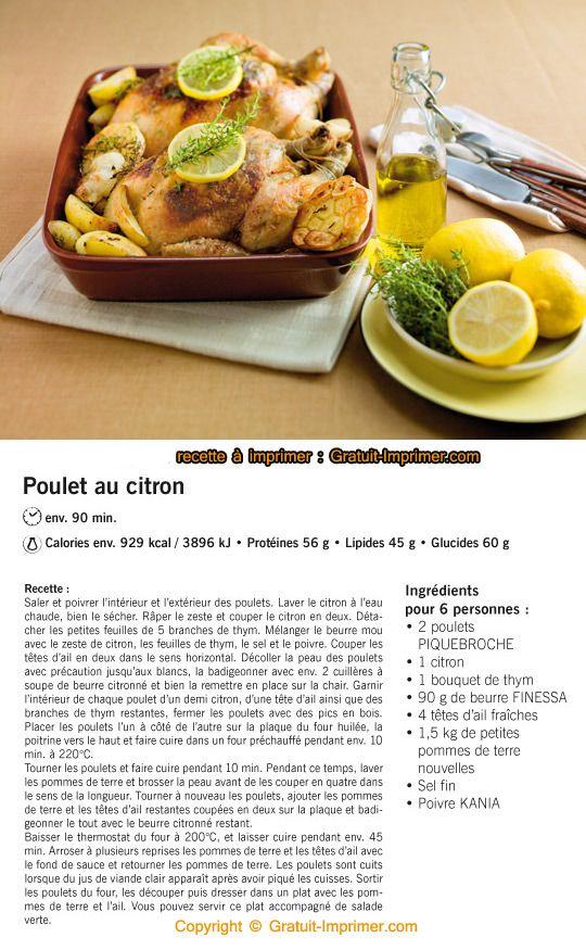Imprimer Recette Pour Nouvel An Gratuite Cliquez Sur L Image Pour