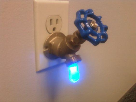 Faucet Light