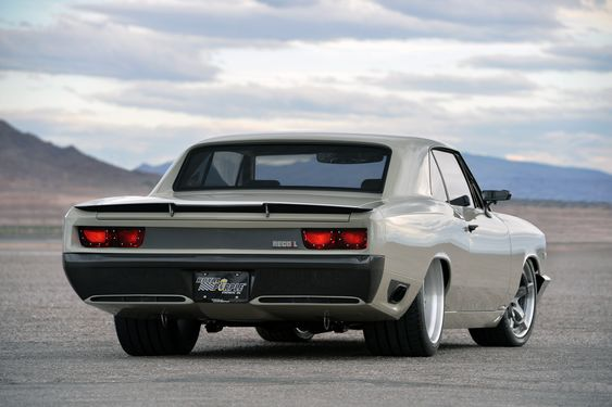 The Ringbrothers Didn T Invent Pro Touring They Perfected It