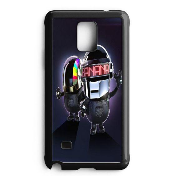 Despicable Me Minion Catch Apple Design Samsung Galaxy Note Edge Case