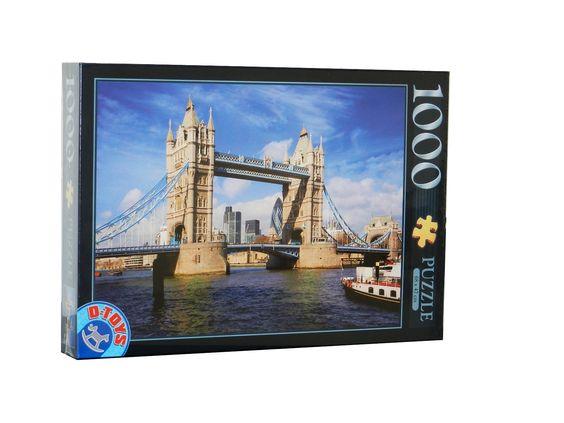 Puzzle Tower Bridge - Londres - Puzzles monuments