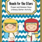 Reach for the Stars is a review game that reinforces the concept of proper and common nouns. The game involves students identifying nouns as either...