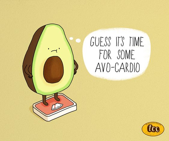 Fun facts portrayed through cute food illustrations | Cute ...