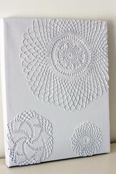 Currently Obsessed With Doilies Furniture Wood Furniture And Patterns