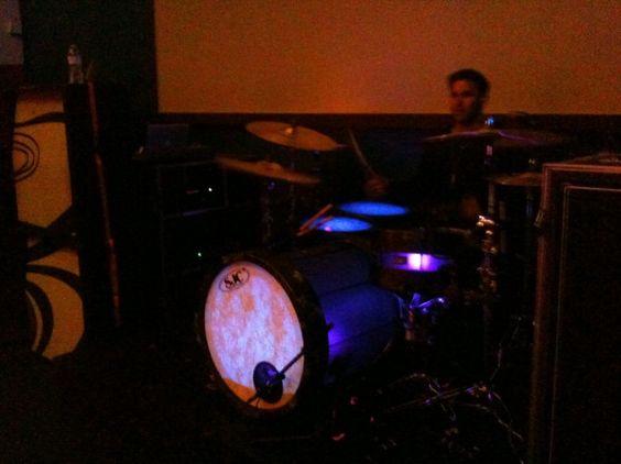 light - SJC custom drum