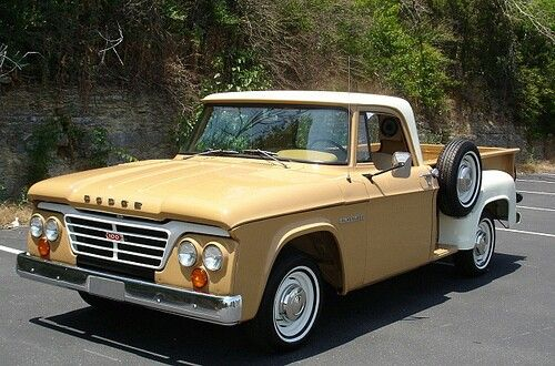 1962 dodge 50 39 s 60 39 s every day cars and trucks. Black Bedroom Furniture Sets. Home Design Ideas