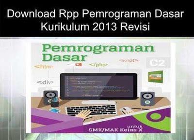 Download Rpp Pemrograman Dasar Kd Mengevaluasi Debugging Pada Aplikasi Sederhana Pemrograman Pemrograman Komputer Kurikulum