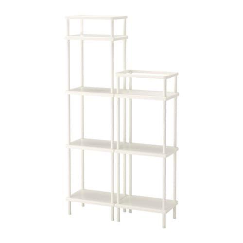 Dynan Regal Weiss Ikea Deutschland Shelves Bathroom Shelf Unit Ikea Shelf Unit
