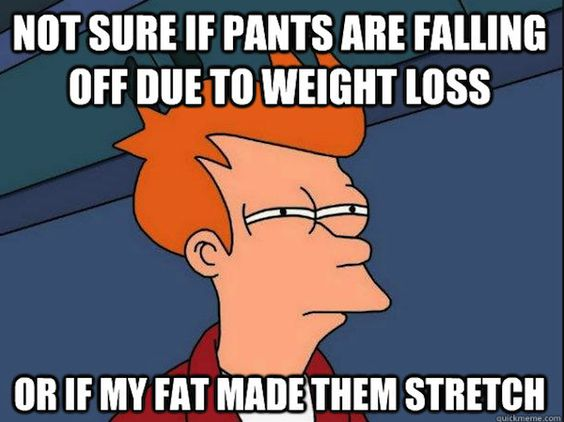 Image result for weight loss pants funny