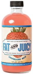 Fat & Juicy Daiquiri mix in #Charleston- this is delicious with #StripedRum !