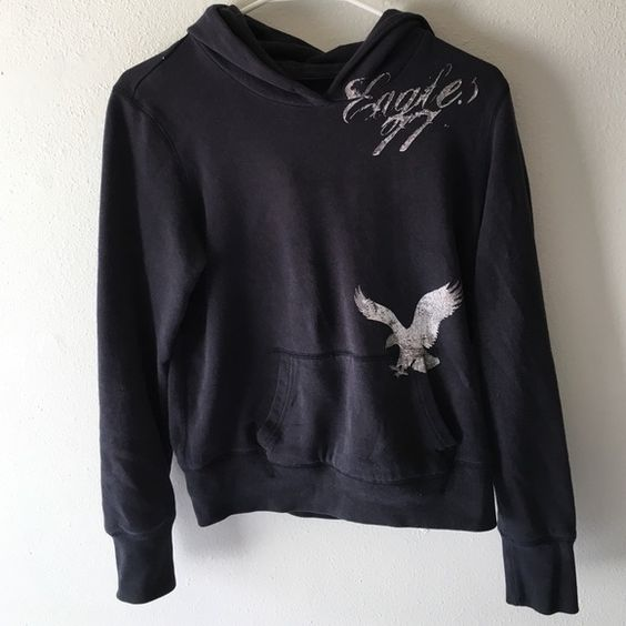 AEO Hoodie This sweatshirt is in excellent pre loved condition! This has been well loved and continues to be my favorite hoodie. I'm still unsure if I want to sell it. Just want to see if anyone is interested. PRICE IS FIRM. ✋NO TRADES, unless anyone has this in a medium, same color they want to give up. American Eagle Outfitters Tops Sweatshirts & Hoodies