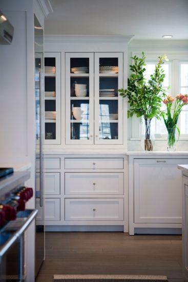 Kitchen Winner: Sage Design   Blue interiors, Hutch ideas and ...