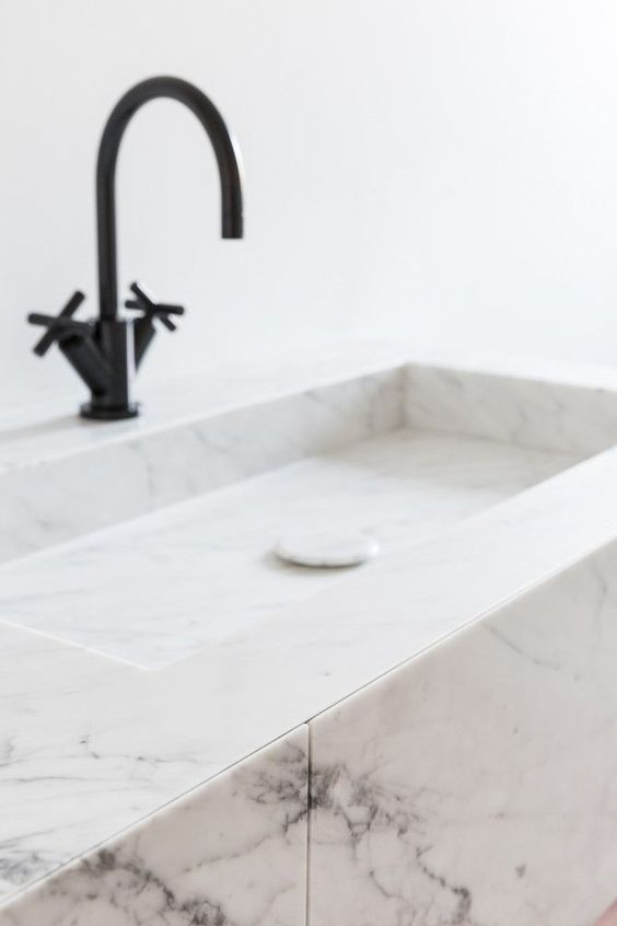 Bathroommountain Co Uk Matt Black High Rise Tap In 2020 Bathroom Decor Craftsman Home Interiors Home Decor Pictures